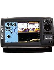 Lowrance Navigationsgerät Elite 7 Chirp Co Sd W/XD 83/200 455/800, 000-11665-007