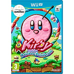 Nintendo, Kirby And The Rainbow Paintbrush Per Console Nintendo Wii U