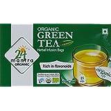 24 Mantra Green Tea, 25 Bags