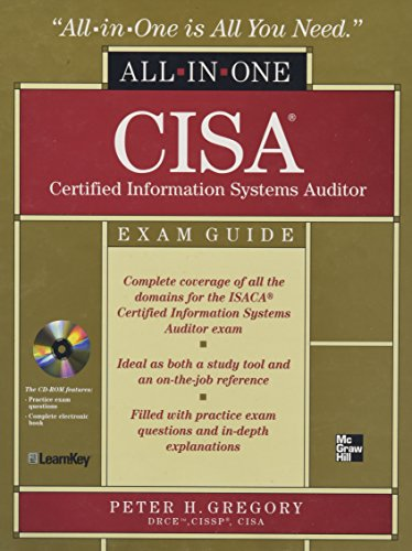 CISA Certified Information Systems Auditor All-in-One Exam Guide por Peter H. Gregory
