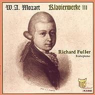 Mozart Klavierwerke 3