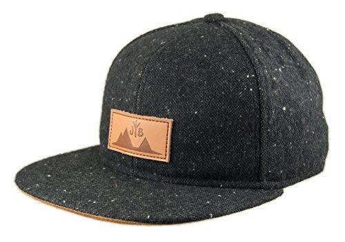 Jumping Bird Snapback Cap für Damen und Herren - Baseball Mütze Dolomiti Verstellbar Stylisch und Hochwertig als Accessoire für jedes Outfit