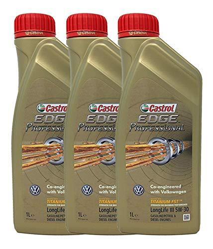Castrol EDGE Professional 5 W di 30 Longlife III - 3 l