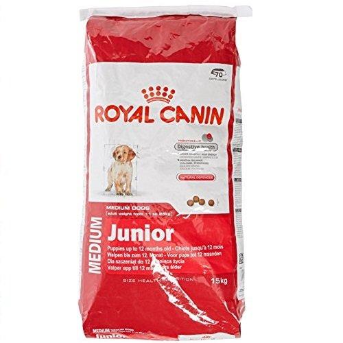 Royal Canin 35217 Medium Junior 15 kg - Hundefutter
