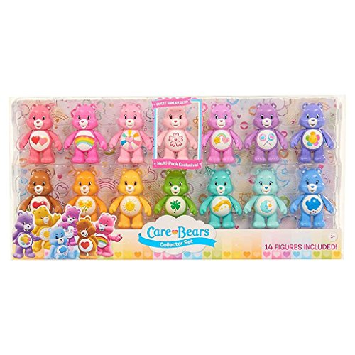 Just Play - Care Bears Collector (Tenderheart Bär)