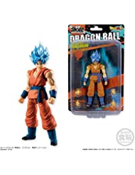 Bandai Shokugan Shodo Dragon Ball Z Super Saiyan God SS Son Gokou Action Figure by Bandai Shokugan