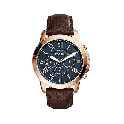 Fossil Herren-Uhren FS5068