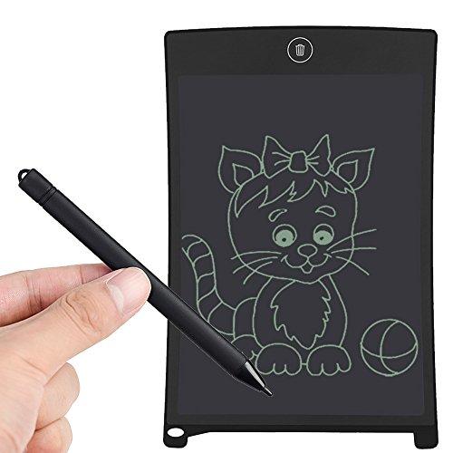"""GOXMGO 8,5 """"Digital LCD Schreibblock Tablet eWriter Elektronische Zeichnung Grafiktablett Notepad mit Stylus"""
