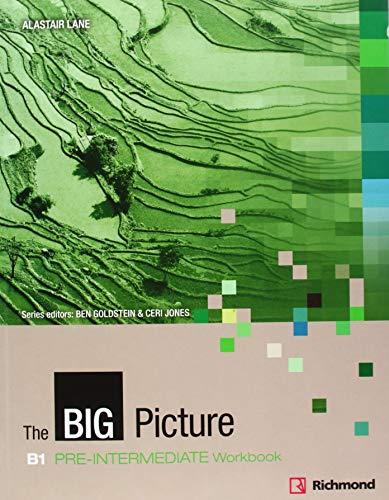 BIG PICTURE 2 STUDENT'S BOOK PRE-INTERMEDIATE NEW ED. [B1] - 9788466820776