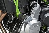 Puig Sturzpads Motor R12 Kawasaki Z650 2017- schwarz Crashpads