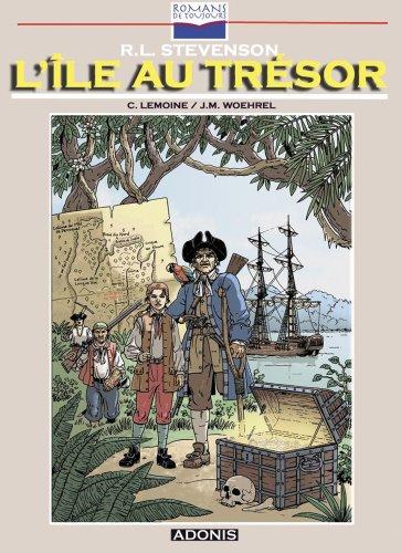 L'île au trésor (1Cédérom)