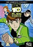 Ben 10 - Alien Force - Season 1 Complete [DVD] [2010]