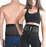 Adjustable Lower Back Brace Belt for Women Men Injury Prevention and Pain Relief,Help Back Ache Problem Ease,Lumbar Posture Support for Sports,Exercises and Work