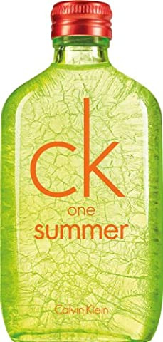 CK One Summer 2012 by Calvin Klein Eau de Toilette 100ml