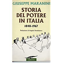 Storia del potere in Italia (1848-1967)