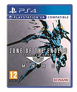 Konami - Zone of the Enders: The 2nd Runner - MARS (B07DCNSWKP)   Amazon Products
