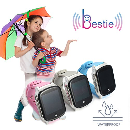 BESTIE KIDS 3G SMARTWATCH PHONE GPS TRACKER 2017 MODEL PINK