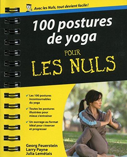 100 Postures de yoga Poche Pour les Nuls par Julia LEMETAIS