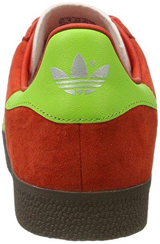 adidas Herren Gazelle Sneaker Rot (Core Red/Semi Solar Green/GUM) avHCog