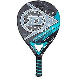 Dunlop Explosion Soft - Pala de pádel, color azul / negro