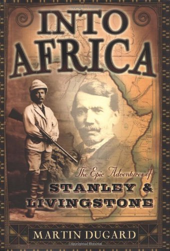 Book cover for Into Africa