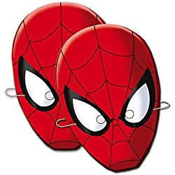 Spider-Man - 6 caretas (Verbetena 014300010)