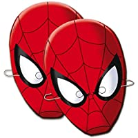 Spider-Man - 6 caretas (Verbetena 014300010)