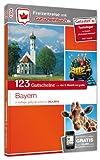 Freizeitreise mit Gutscheinbuch.de Region Bayern