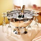 Sektschale Champagnerkühler Sektkühler Ø=38 cm / Inhalt: 13,5 l