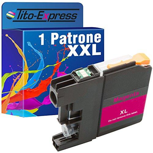 PlatinumSeries 1 cartucho XXL Magenta compatible Brother