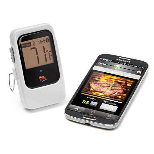 Grill-Thermometer Kostenlose RediCheck App
