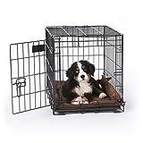 K&H PET PRODUCTS K&H Mascotas | Jaula con cojín Ruff N Tuff para Perros y Gatos| Pequeña