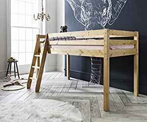 Cabin Bed Thor Midsleeper in Choice of Colours Noa & Nani
