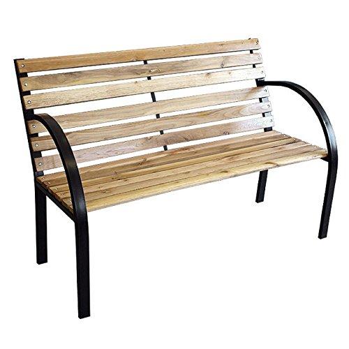 JOM 127272 Gartenbank, 2 Sitzer, mehrfarbig - 5