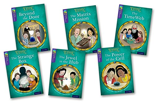 Oxford Reading Tree TreeTops Time Chronicles Level 11: Mixed Pack of 6 (Familia W) - 9780198446767
