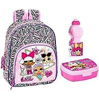 Picknickbedarf Black Temptation Tragbare Lunchbox Lunchbox mit Reißverschluss für Erwachsene und Kinder Camping & Outdoor