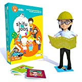 Shifu Professions: - 4D Educational, Augmented Reality Based Game | 60 Community Workers Flashcards | Learning Toy For Toddles, Preschool, Girls & Boys, 2 to 10 years | Ideal Kids Gift