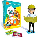 Shifu Jobs Augmented Reality Learning Games - iOS & Android (60 Profession Cards)