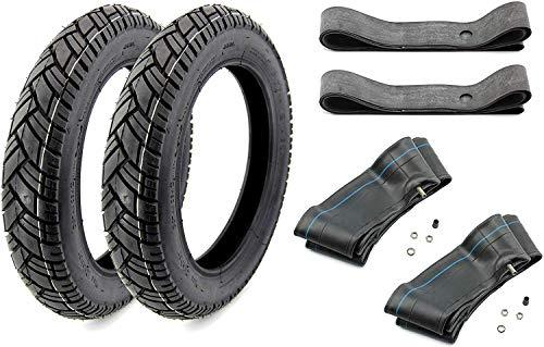 Reifen Komplett-Set VRM 094-2 3/4 x 16-2,75 mit je 2x Reifen 2x Schlauch 2x Felgenband