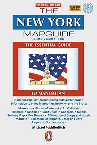 The New York Mapguide: The Essential Guide to Manhattan (Mapguides, - New York Mapguide