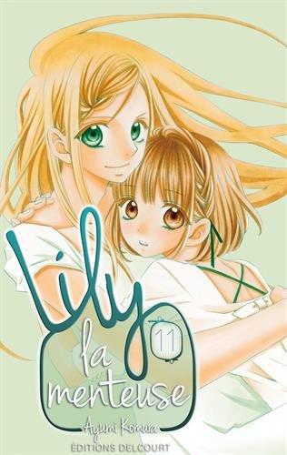 Lily la menteuse T11 par Ayumi Komura