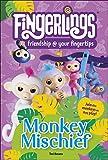 Fingerlings Monkey Mischief (DK Readers Level 2) (English Edition)