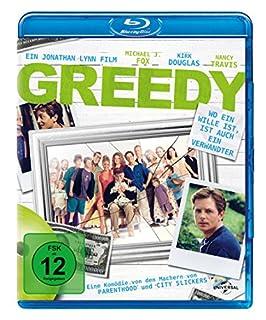 Greedy [Blu-ray]