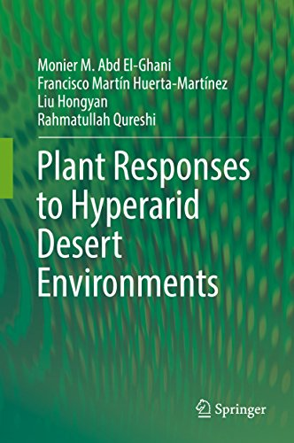 Pagina Descargar Libros Plant Responses to Hyperarid Desert Environments Torrent PDF