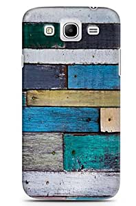 GeekCases Colour Timber Back Case for Samsung Mega 5.8