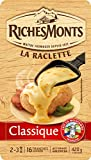 RichesMonts - Sliced Raclette Cheese pasteurised Cow's Milk - 420g