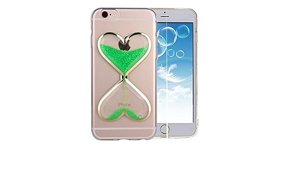 NNIUK Iphone 6, Iphone, 6s, a forma di cuore, con clessidra ...
