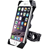 Amardeep Cycles Bicycle Universal Bike Holder 360 Degree Rotating Bicycle Holder Motorcycle Cell Phone Cradle Mount Holder For All Size Mobile Phones