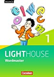 English G Lighthouse - Allgemeine Ausgabe: Band 1: 5. Schuljahr - Wordmaster mit Lösungen: Vokabellernbuch