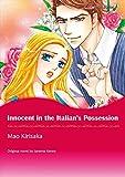 INNOCENT IN THE ITALIAN'S POSSESSION (Harlequin comics)